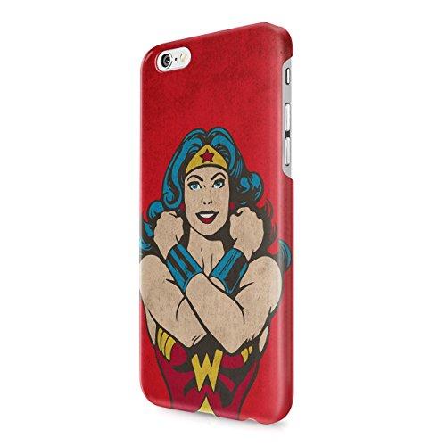 Wonder Woman duro Funda Carcasa para iPhone 6/iPhone 6s