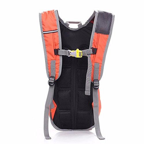 TBB-Pack Rucksack mountaineering Bag Shoulder Bag Outdoor Reiten Reisen Sport Freizeit Tasche Blue