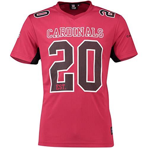 Majestic NFL Polymesh Jersey Shirt - Arizona Cardinals - XL