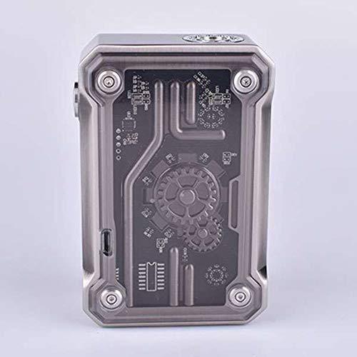 Authentic Teslacigs Tesla Punk 220W TC VW Box Mod fit 18650 battery (Black)