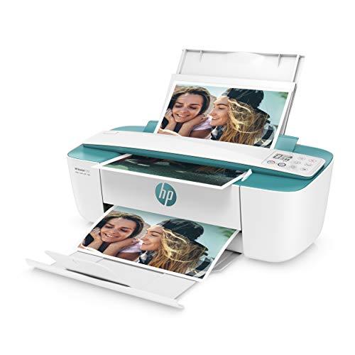 HP DeskJet 3762 Multifunktionsdrucker (Drucken, Scannen, Kopieren, WLAN, Airprint, mit 3 Probemonaten HP Instant Ink Inklusive) dunkelgrün