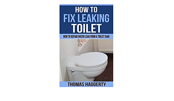 Buy How to Fix Leaking Toilet: How to Repair Water Leak from
