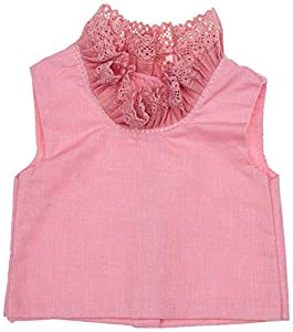 Mariquita Pérez- Camisa Rosa s/m Complementos, Color Vestido de colección diseño Propio (Comercial de Juguetes Maripe SL 1)