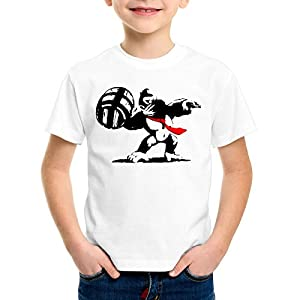 style3 Graffiti Kong T-Shirt for Kids donkey pop art banksy geek snes wii u nerd gamer