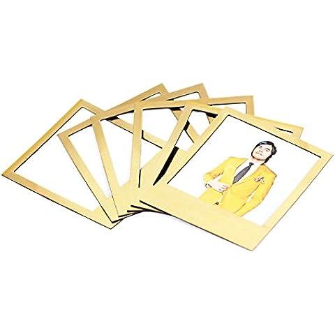 Doiy Golden Polaframes - Pack de 6 imanes