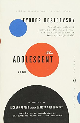 The Adolescent (Vintage Classics)