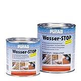 Pufas Wasser-Stop - Dauerelastische Dichtungsmasse für Dächer, Wände - 750 ml