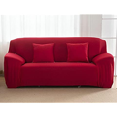 desy Divano completo elasticizzato fodera per divano copertina invio completo vetrini coprioggetto divano sciarpa di colore solido , 1 , 3seater