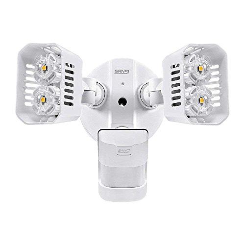 Sansi Foco LED Sensor Movimiento 18W 1800lm 5000K