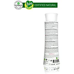 Shampoing Bio 1 Anti-Chute. Shampoing Sans Sulfates Chimiques Ni Parabènes Sans Silicone. Recommandé Dès Les Premiers Signes De Chute De Cheveux. Ralentit Et Prévient Les Premiers Signes De Calvitie
