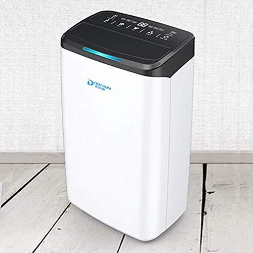 DOROSIN Luftentfeuchter 20 Pint Home Luftentfeuchter mit Luftfeuchtigkeitsüberwachung, geringe Größe mit großer Kapazität, tragbare und leise Luftbefeuchtungsmaschine (Schwarz)