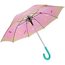 Fisura Paraguas 106cm Diseño Divertido Original Multicolor Automatico