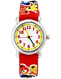 Arroyo 3D Cute Cartoon Digital Silicon Wristwatches Time Teacher Gift For Little Girls Boys Kids Children ME367