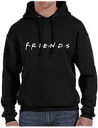Desconocido Friends - Sudadera con Capucha