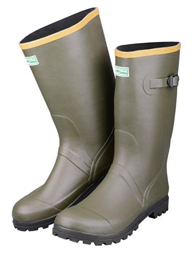 Spro Cotton Lining Rubber Boots Größe 45 Stiefel Schuhe Gummistiefel Anglerstiefel Angelstiefel