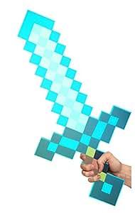 Pixel Spada Schiuma (Diamante Turchese)