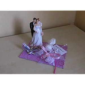 Hochzeit Geldgeschenk schwangere Braut - rosa