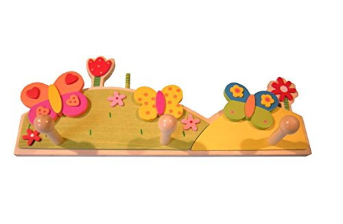 irpot-appendi-abiti-da-muro-in-legno-per-bambini-farfalle-21552-arredamento-colori