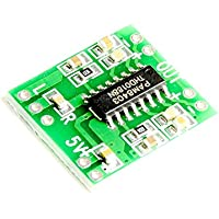 Un Mini 2x 3W Amplificador Audio Estéreo PAM8403para protoyping altavoz