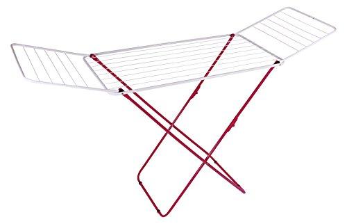 Wäscheständer Wäschetrockner Flügelwäschetrockner Wäsche Trocknen 18m Standtrockner Trockenständer Trockenlänge 18m Wäscheleine