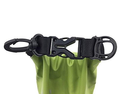 Outdoor Rollbeutel mit 2 Liter Fassungsvermögen im Praxis Test - 5