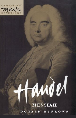 Handel: Messiah Paperback (Cambridge Music Handbooks)