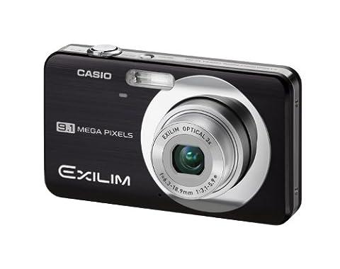 Casio EXILIM EX-Z85 Digitalkamera (9 Megapixel, 3-fach opt. Zoom, 2,6