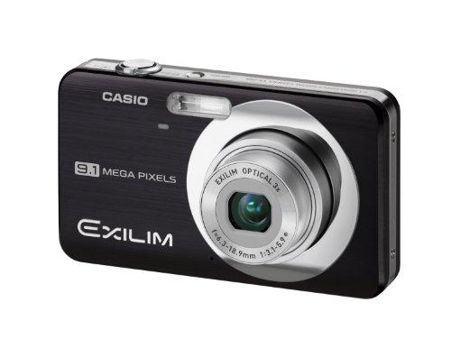 """Casio EXILIM EX-Z85 Digitalkamera (9 Megapixel, 3-fach opt. Zoom, 2,6"""" Display) schwarz"""