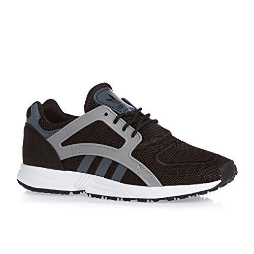 adidas Racer Lite Herren Sneakers core black/onix/solid gre