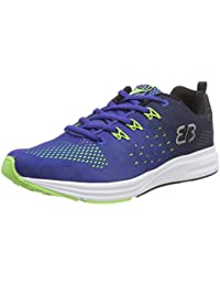 Bruetting Spiridon Fit 591019 - Zapatillas de fitness de nailon para hombre, color negro, talla 42