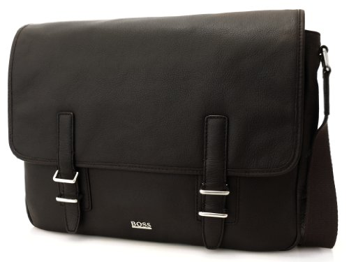 DAKOTAS Messenger Bag von Hugo Boss, braun