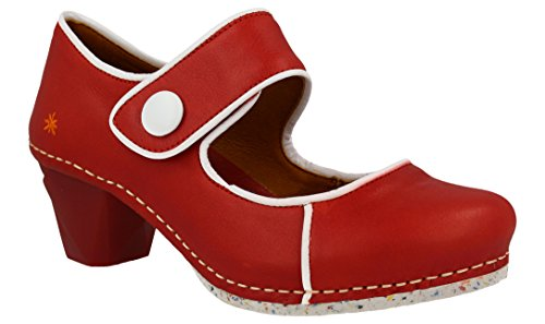 SHOE ART 1123 MEMPHIS carmin Rouge