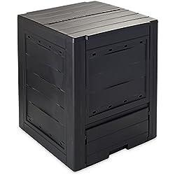 TOOMAX ART651 Composter Ambition Polypropylène Noir 260 L