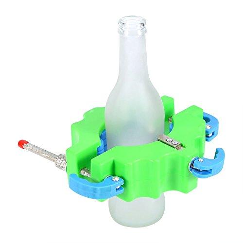 Neue Design Glasschneider Fliesenschneider-Flasche Glas Cutter Maschine Schneidemaschine für Wiederverwendung Umtausch Basteln