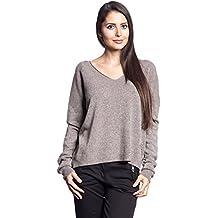 Damenmode Blusen, Tops & Shirts Schlussverkauf Damen Oberteile 44 Made In Italy