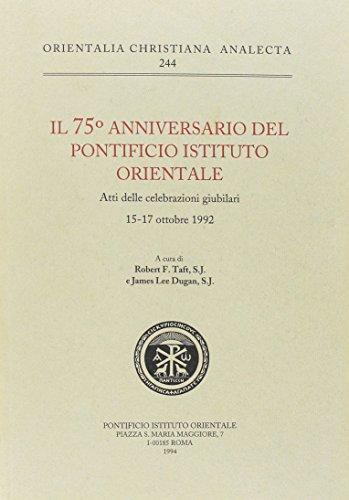 Zoom IMG-2 il settantacinquesimo anniversario del pontificio