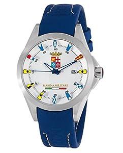 Marina Militare RDV2C3 - Reloj color azul de Marina Militare