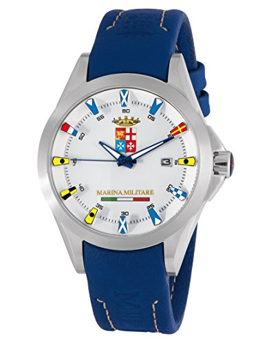 Marina militare rdv2c3–orologio: blu