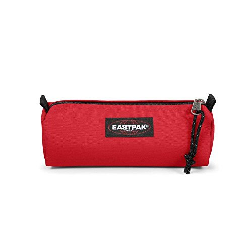 Eastpak Benchmark Single Trousse, 21 cm, Rouge (Risky Red)