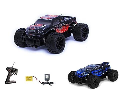 1/16 Off-Road RC ferngesteuerter Offroad Monster Truck Truggy Car Auto, Fahrzeug, Buggy-Modellbau, Komplett-Set (Super-racing Seat)
