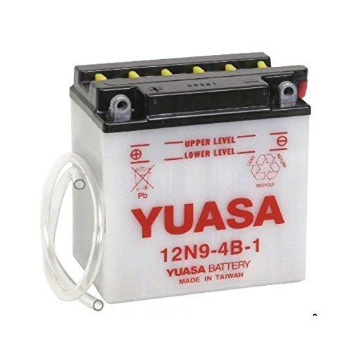 YUASA-Batterie HONDA 175ccm CL175 Scrambler Baujahr 1968-1973 (12N9-4B-1) Honda Cl175