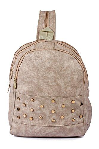 Kleio Designer Studded Backpack for Women / Girls