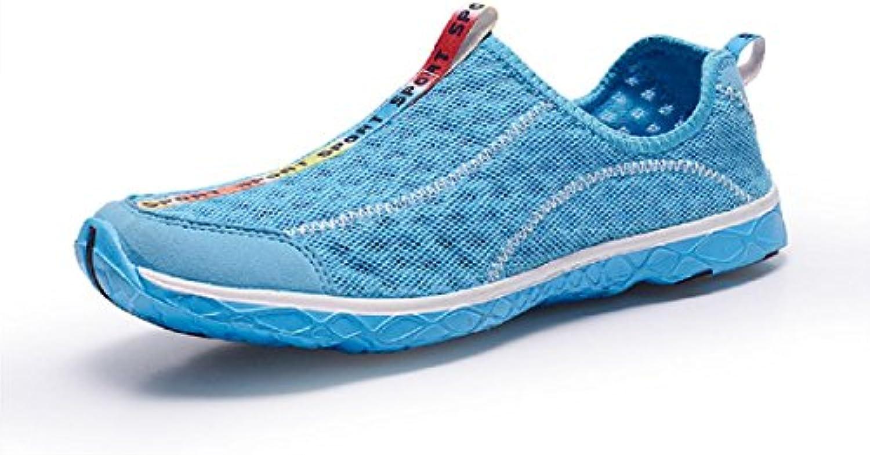 Herren Freizeitschuhe Atmungsaktiv Lässige Schuhe Licht Laufschuhe Ausbilder Lazy Schuhe