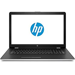 "HP 17-BS002NS - Ordenador portátil de 17.3"" (Intel Core i5-7200U, 8 GB de RAM, 1000 GB de disco duro, Windows 10 Home) plata - teclado QWERTY español"