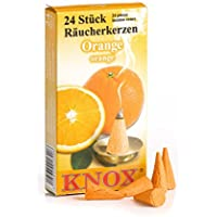 Unbekannt Sigro Knox Brenner Räucherkegel, orange preisvergleich bei billige-tabletten.eu