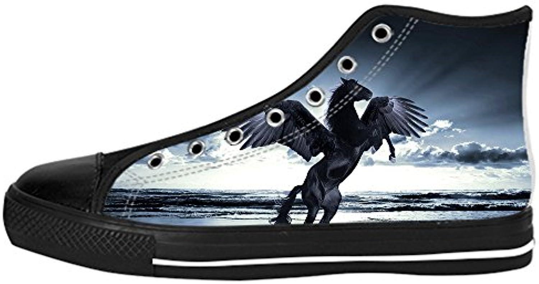 Dalliy, scarpe da ginnastica Uomo Nero d 41 EU   9 US | a prezzi accessibili  | Scolaro/Signora Scarpa
