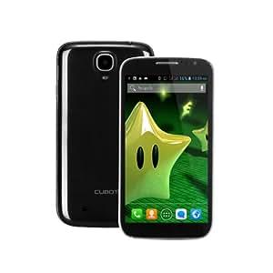 """Smartphone Cubot P9 5.0"""" écran tactile Google Android 4.2 Débloqué Dual Core Dual SIM 3G Wi-Fi Bluetooth - Noir - resolution 960 x 540 - caméra arrière (8,0 mégapixels), caméra frontale (2,0 Mégapixel) - pour orange, SFR, Bouygues"""