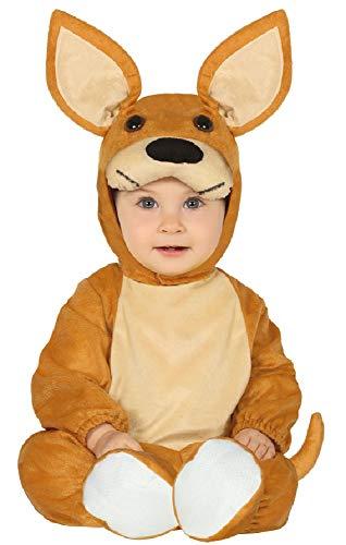 (Fancy Me Halloween-Känguru-Kostüm für Babys, Mädchen, Jungen, Australien)