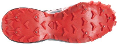 Salomon Snowcross CS Scarpe da Trail Corsa Nero/Rosso