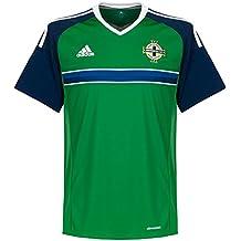 """Herren Fußballtrikot """"Home Trikot Nordirland"""" EM 2016"""